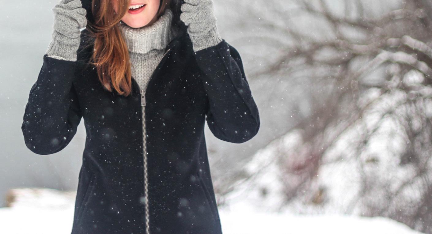 3 forskellige typer vinterjakker